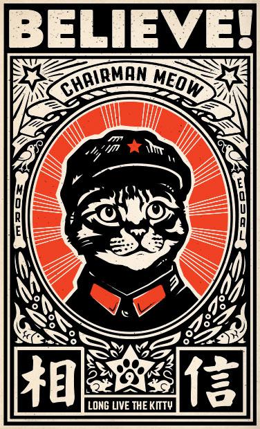 chairman meow