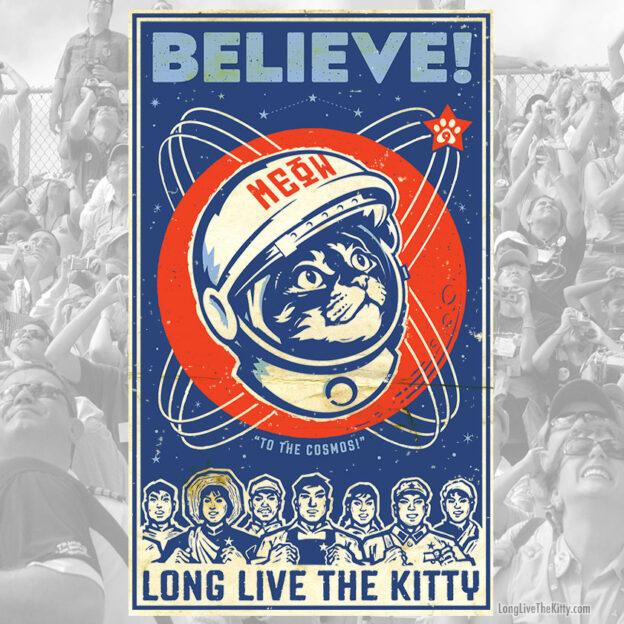 chairman meow space race propaganda